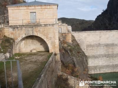 Pontón de la Oliva- Senda Genaro GR300 - sendero pontón; senderismo madrid; viajes puente del pila